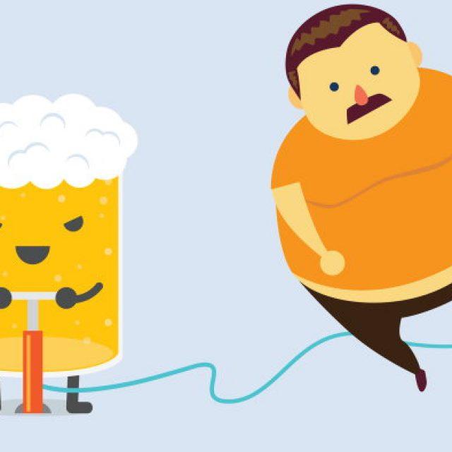 Cirurgia bariátrica e o consumo de bebidas alcoólicas